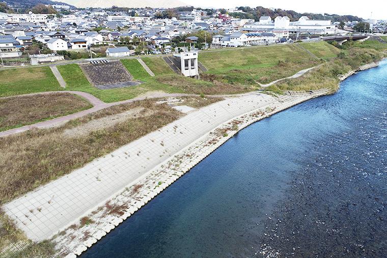 低水護岸設計